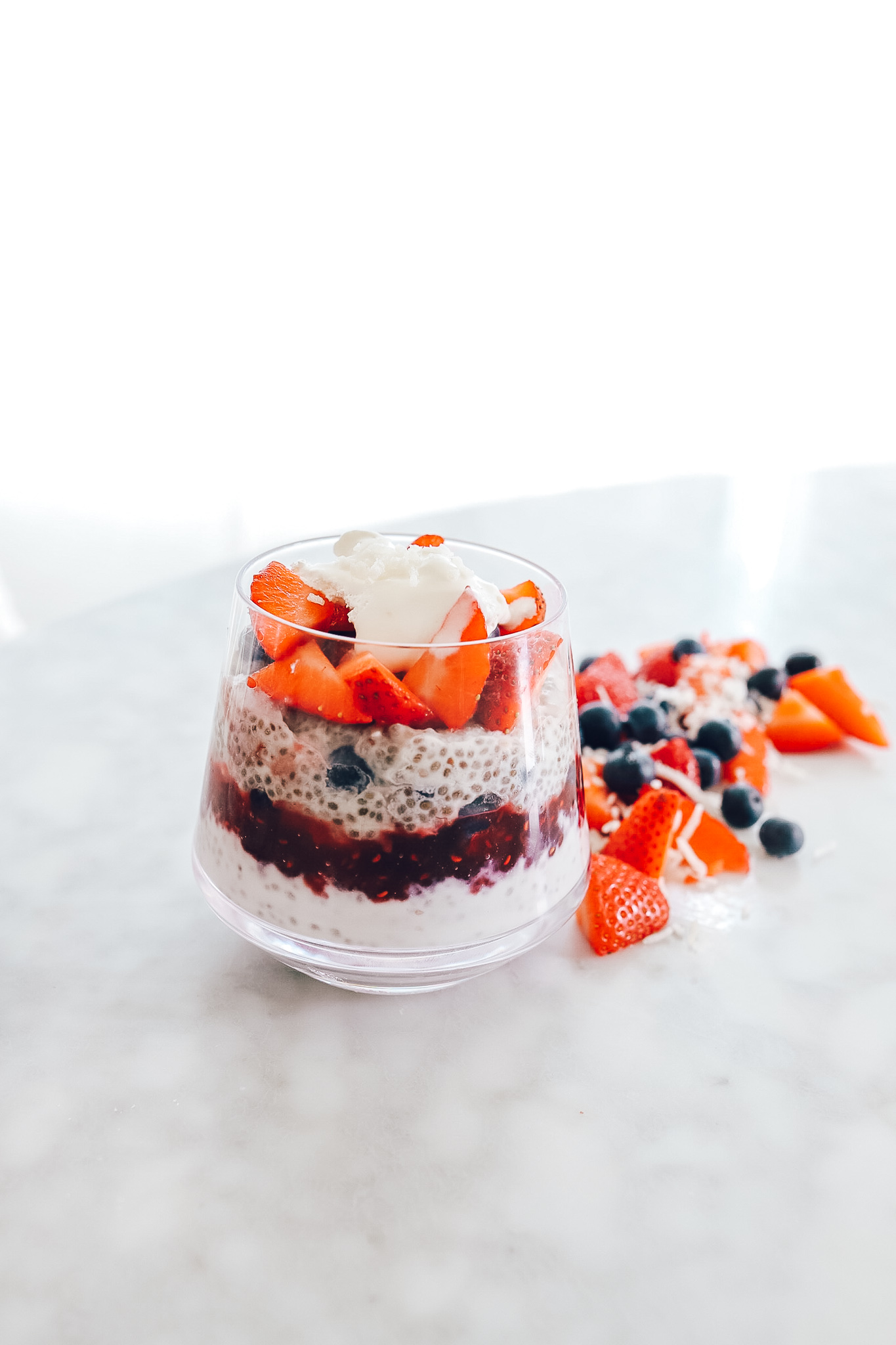 chia seed pudding recipe - Cooking with Confetti