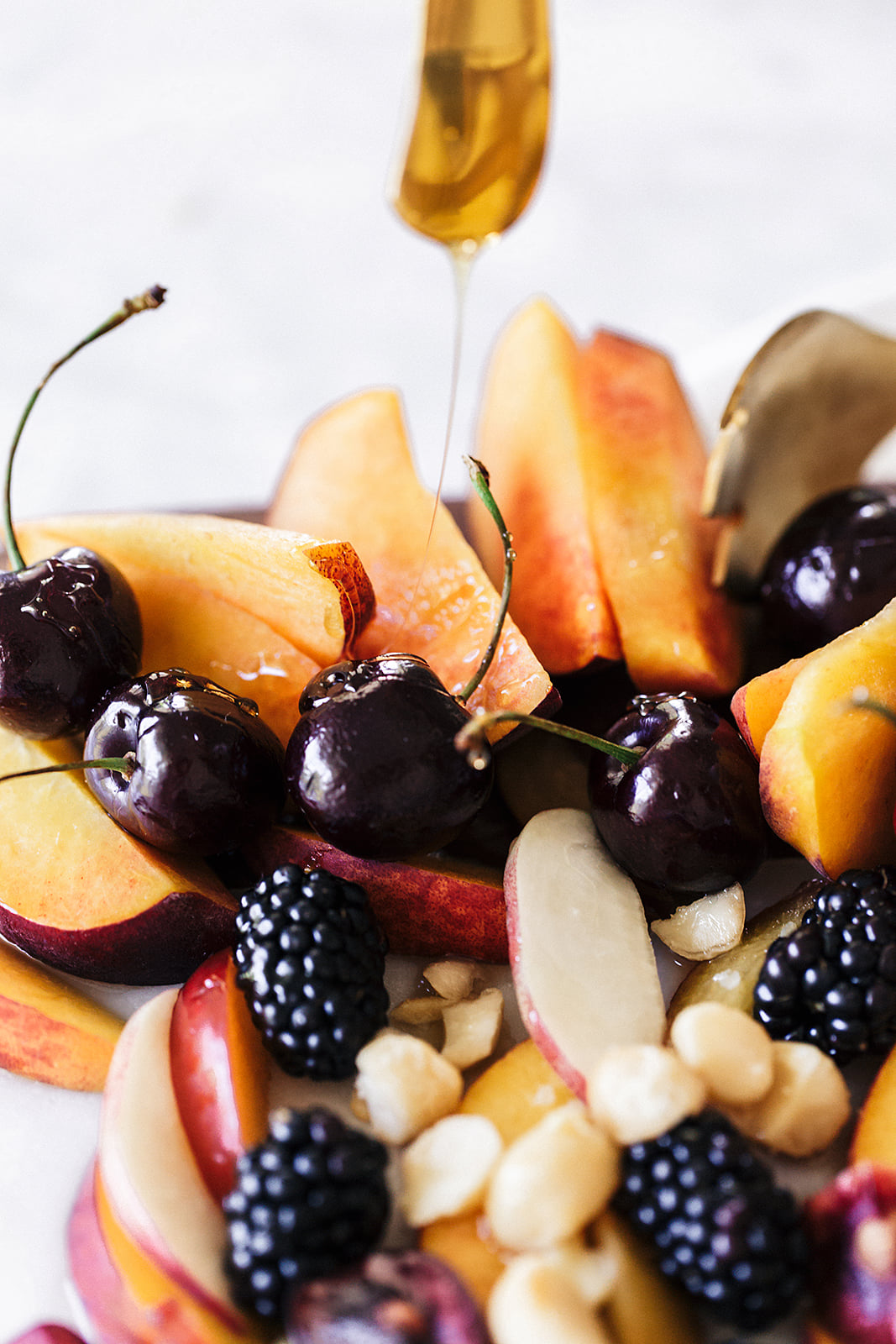 The health benefits of stone fruit