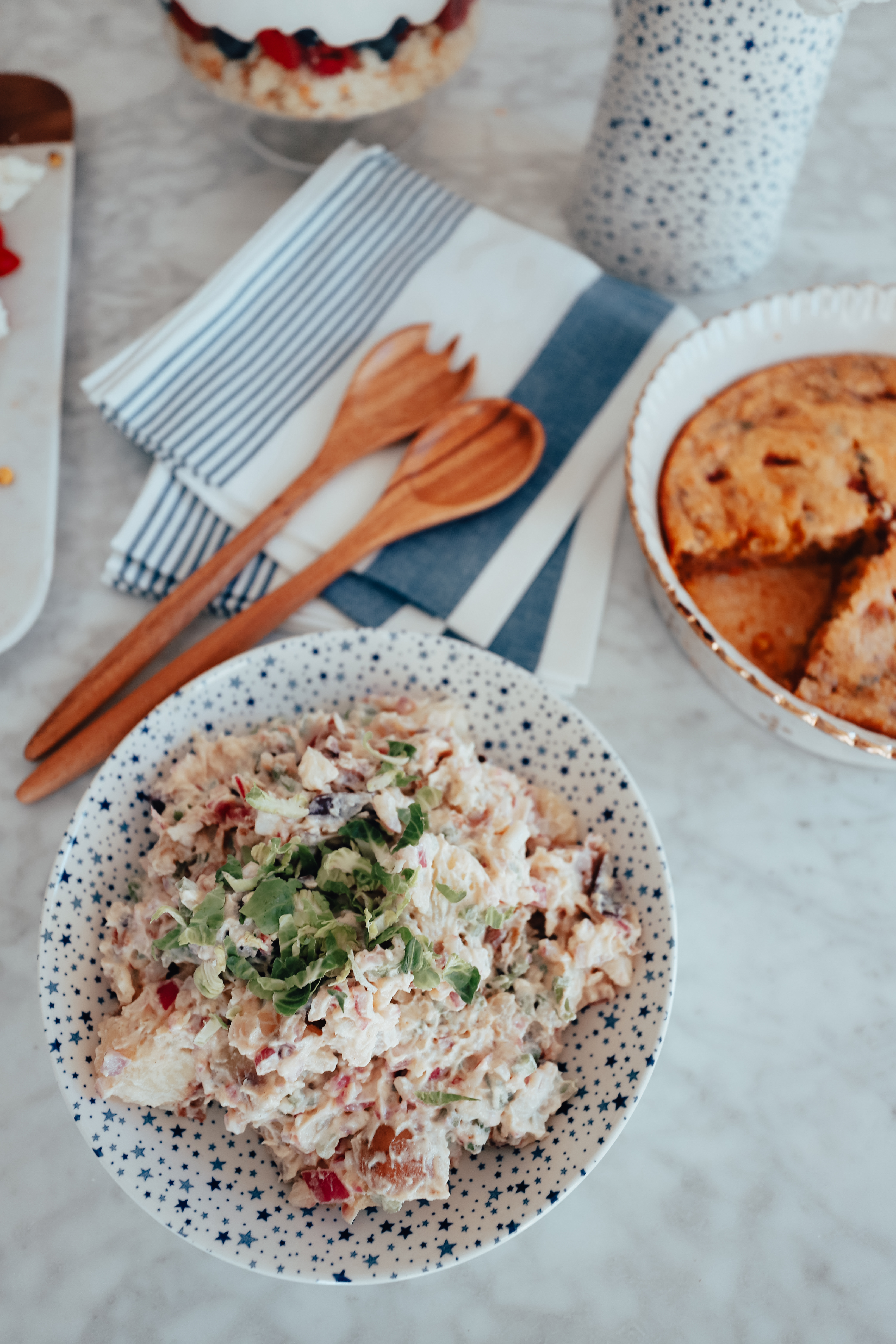 side dishes for 4th of july bbq - potato salad recipe