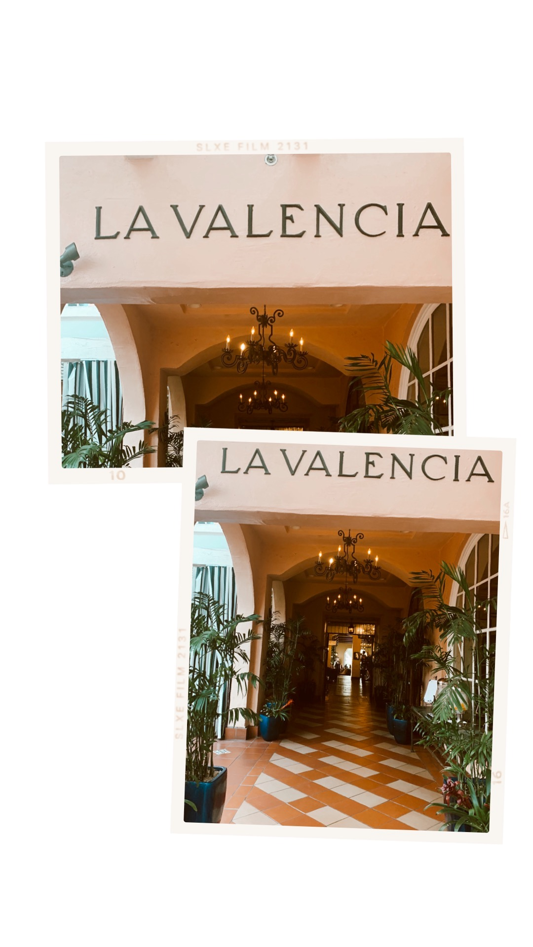 la valencia hallway is a perfect place to eat in san diego