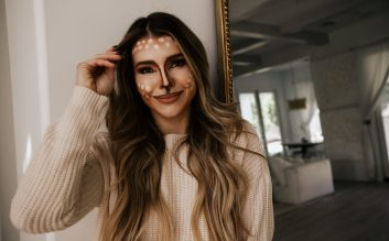 Halloween Make up: Deer