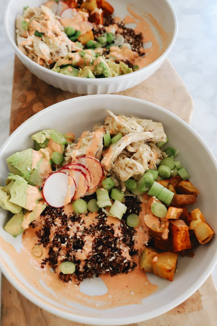 perfect lunch or dinner option
