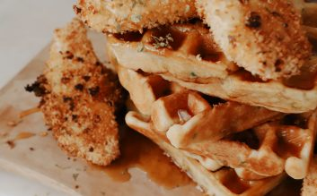 Savory Chicken & Waffles Recipe
