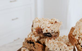 Triple Layer Cookie Bar