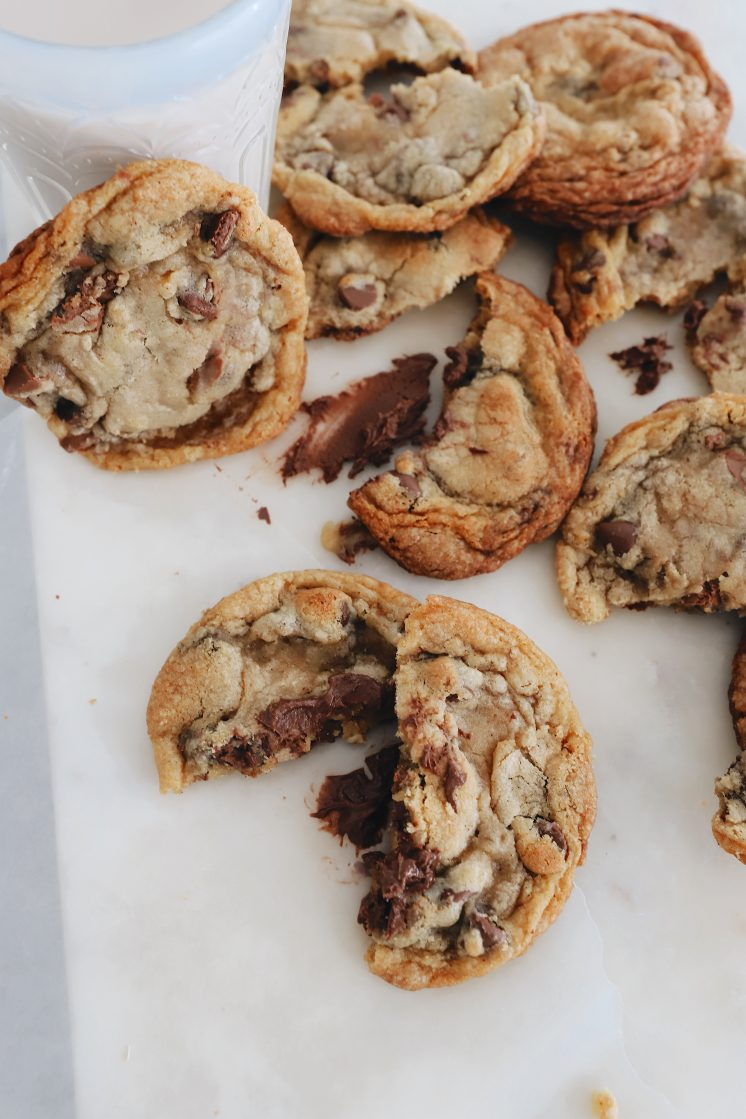 Brown Butter Chocolate Chip Cookie Recipe